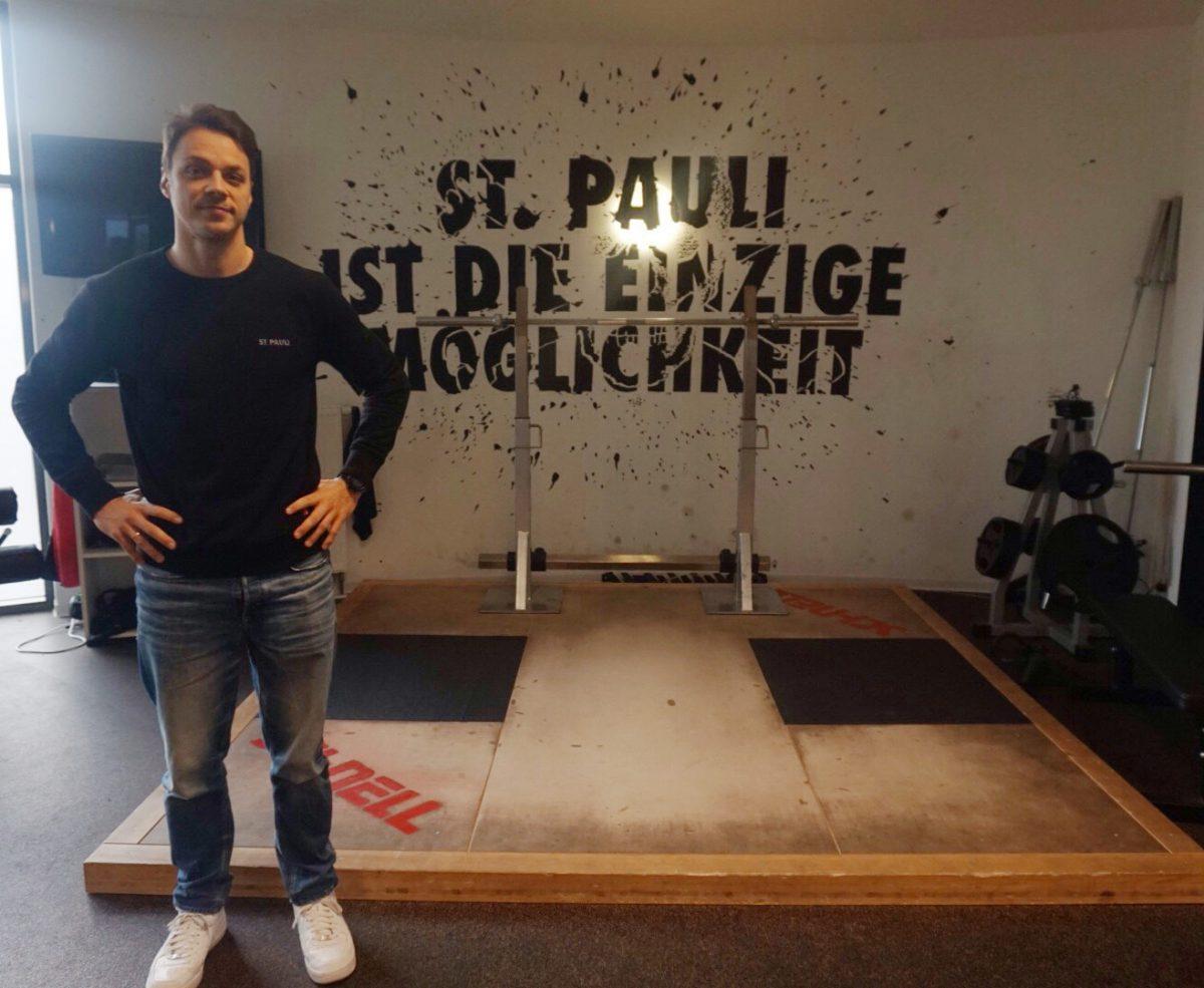 Omegawave Inside—Interview mit Janosch Emonts, Athletiktrainer, FC St. Pauli